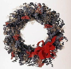 christmas cheer wreath