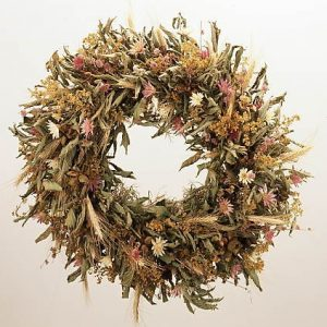 morning aire wreath
