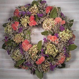 solstice wreath